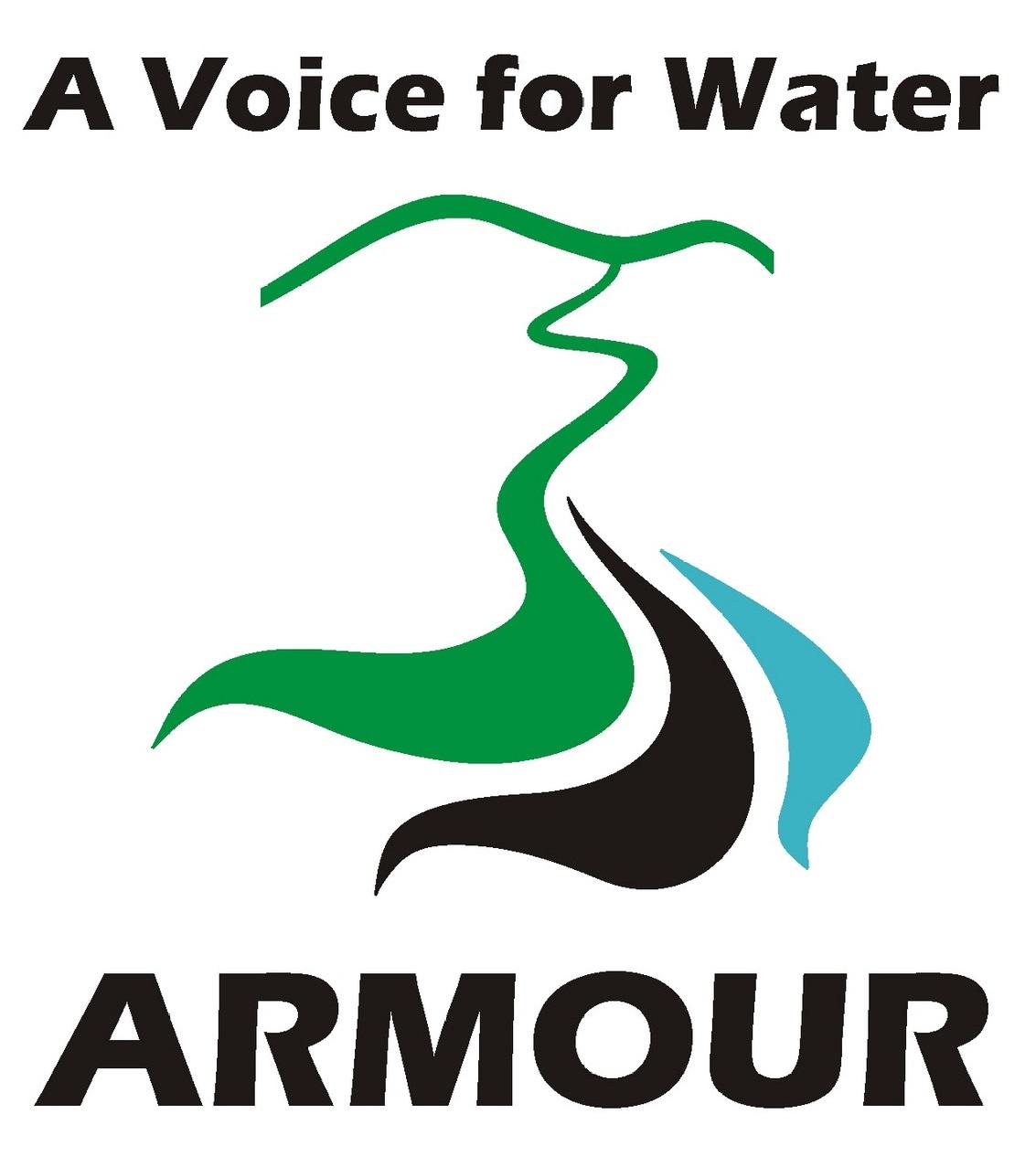 ARMOUR Logo & voice